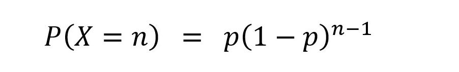 Geometric Distribution Calculator