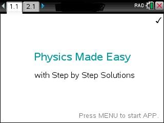 Physics Made Easy